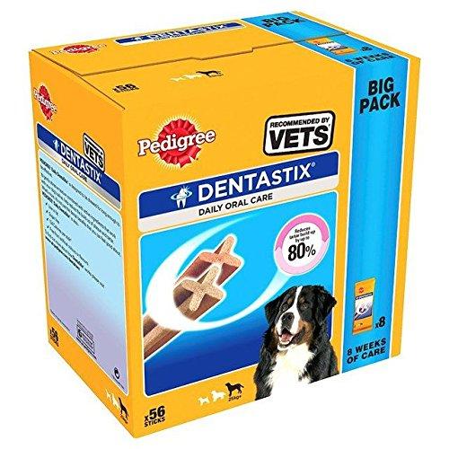 Pedigree DentaStix Large Dog Chews 56 per pack
