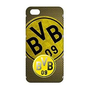 Fortune 3D Case Cover Borussia Dortmund Phone Case for iPhone 5s