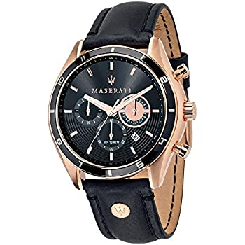 MASERATI NEW GENT Mens watches R8871624001