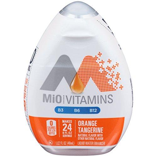 MiO Liquid Water Enhancer, Orange Tangerine, 1.62  Fl. Oz