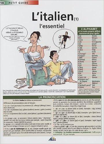 Amazon Fr L Italien Catherine Leandri Ronchese Livres