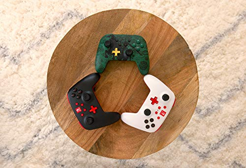 PowerA Enhanced Wireless Controller for Nintendo Switch - Link Silhouette 9