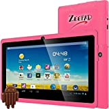 Zeepad 7DRK-Q-PINK 7Drk-Q, 7'' Android Tablet, 4 GB, Pink
