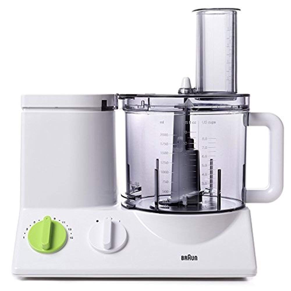 Braun FP3020 12 Cup Food Processor Black Friday Deals
