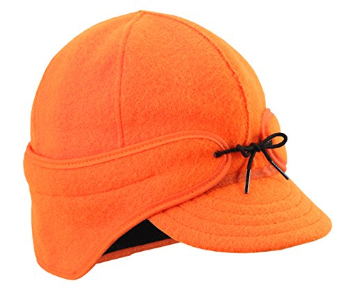 Stormy Kromer Men's Rancher Insulated Cap,Orange,8