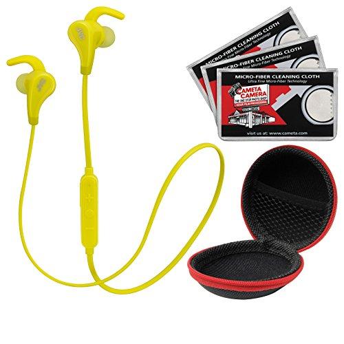 JVC HA-ET50BT Sports Inner Ear Wireless Bluetooth Headphones