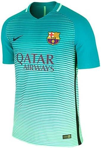 NIKE FCB M Nk Vapor Mtch JSY SS 3r Camiseta Línea F.C. Barcelona, Hombre: Amazon.es: Ropa y accesorios