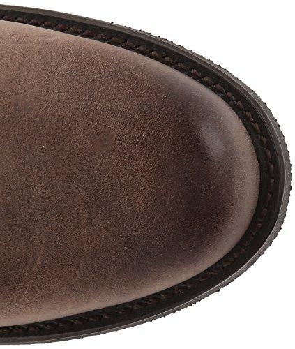 FRYE - Botas de cuero para mujer Gris (Gris (Smk))