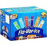 Fla-Vor-ice Plus Giant Pops, 1.5 Ounce, 200 Count