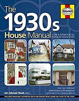 1930s house manual care repair for all popular house types rh amazon co uk 1930 Print 1930 Cars