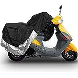 "NEH® superior Travel polvo de moto ciclomotor Cover Covers: Fits hasta longitud 80"" – All Scooter + ciclomotores – Yamaha Honda Suzuki Ducati Kawasaki BMW Aprilia Triumph Buell Motorcycle Covers – XL"