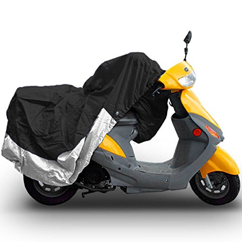 NEH® superior Travel polvo de moto ciclomotor Cover Covers: Fits hasta longitud 80