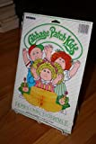 Cabbage Patch Kids Birthday Centerpiece 1983 Original