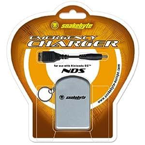 Sunflex - Cable de alimentación de emergencia para Nintendo DS