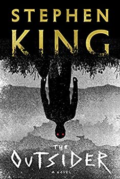 The Outsider by Stephen King horror book reviews
