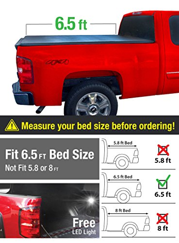 09 chevy silverado bed cover - 5