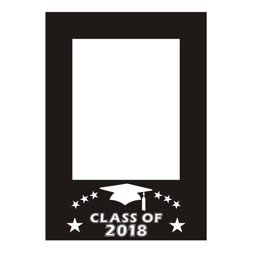 BESTOYARD Class of 2018 Papier Bilderrahmen Ausschnitte Foto ...