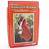 Emergency Zone Multilayer Reflective Blanket with Heatstore