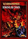 Daemons of Chaos Army Book par Warhammer