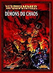 Daemons of Chaos Army Book