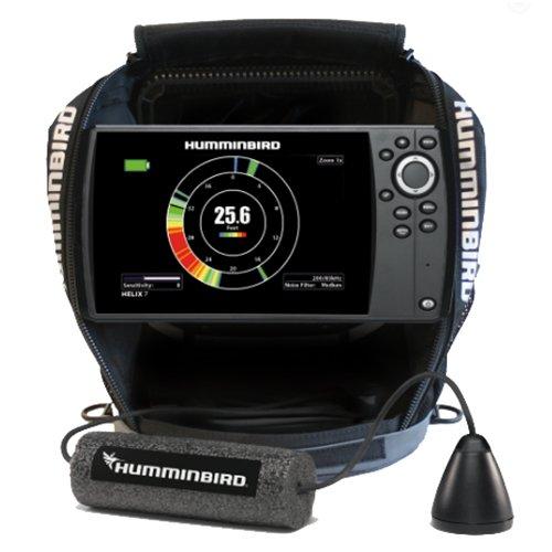 Humminbird 409900-1 ICE HELIX 7 SONAR GPS Fish (Humminbird Ice Flasher)