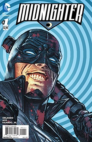 Midnighter (2015) #'s 1 2 3 4 5 6 8 9 10 11 12 Near Complete VF-VF/NM Set