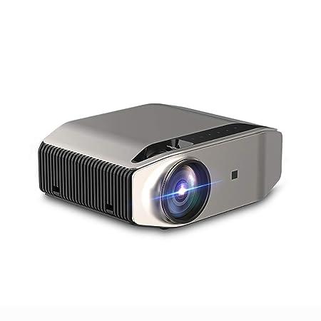 WANGOFUN Proyector de película, proyector de vídeo LED 200