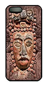 Mayan Wall Custom PC Hard For SamSung Galaxy S4 Phone Case Cover Black