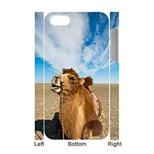 Camel 3D-Printed ZLB598665 Customized 3D Phone Case for Iphone 4,4S