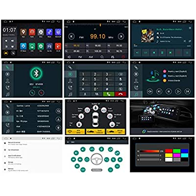 Henhaoro Android 10.0 car Stereo 2G Ram 7