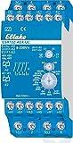 Eltako ESR12Z-4DX-UC - Relé interruptor de corriente cuádruple