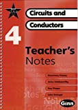 img - for New Star Science: Year 4: Circuits and Conductors Teacher Notes: Teacher's Notes (STAR SCIENCE NEW EDITION) by Rosemary Feasey (2000-09-28) book / textbook / text book
