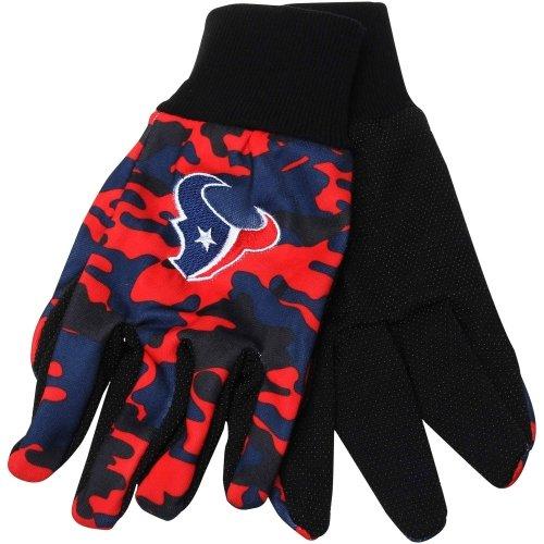 FOCO Houston Texans Utility Glove - Camouflage by FOCO