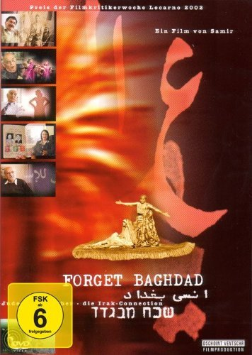 Forget Baghdad: Jews and Arabs - The Iraqi Connection ( Vergiss Bagdad ) [ NON-USA FORMAT, PAL, Reg.0 Import - Germany ] by Shimon Ballas