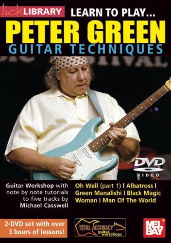 Play Peter Green - Learn To Play Peter Green Guitar Techniques