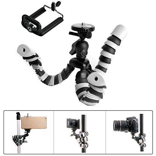fantaseal-2-in-1-dslr-camera-smartphone-mini-octopus-tripod-flexible-gorillapod-outdoor-tripod-table