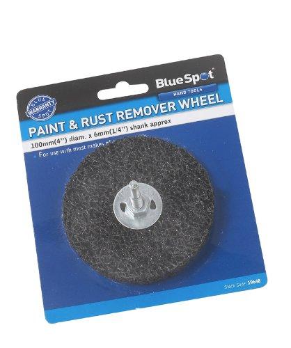 Blue Spot 19648 100 x 6mm Dust Wheel Remover Blue Spot Tools