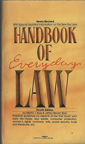 Handbook of Everyday Law