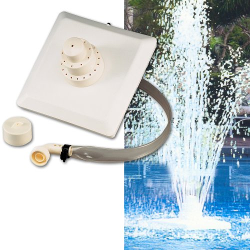 Floating Fountain - Nepta Blossoming Water Fountain