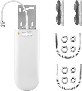 Tosuny Antena de Exterior de Alta Ganancia 3G 4G Compatible con 2G 3G 4G, intensificador/repetidor de señal móvil o enrutador 3G 4G, señal BTS de ...