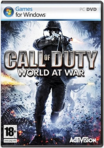 51UQmt33l5L - Call of Duty: World at War