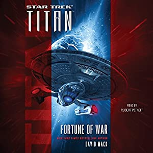 Titan: Fortune of War Audiobook