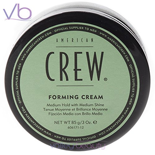 American Crew Forming Cream (Pack of 4) 3 Oz (American Crew Forming Cream)