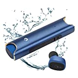 Wireless Bluetooth Earbuds, HiOrange True Wireless Headphones, Waterproof Mini Sport Car Headsets in-Ear Noise Cancelling with Built-in Mic and Charging Case
