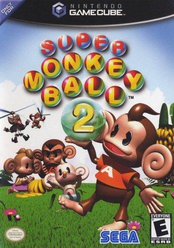 Super Monkey Ball 2 (Renewed) (2 Ball Monkey)