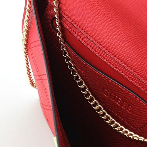 mano Mujer rojo de GUESS Bolsos Hwariap7397 qnxAXRt