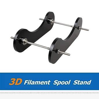 Impresora 3D - 1 soporte de filamento para bobina de ...
