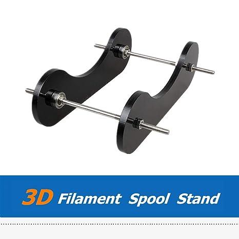 Impresora 3D – 1 soporte de filamento para bobina de impresora 3D ...