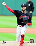 "Corey Kluber Cleveland Indians 2017 MLB Action Photo (Size: 8"" x 10"")"