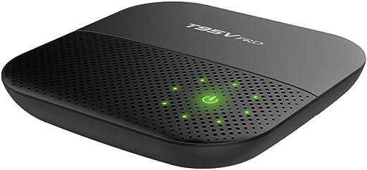 Android 7.1.2 TV Smart Box TV Box de Cuatro núcleos de 64 bits / 2 GB + 16 GB de Apoyo 4K (60Hz) Full HD/H.265/2.4G WiFi/HD 2.0 T95 Box Android: Amazon.es: Hogar